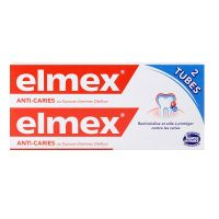 Anti-caries dentifrice 2x75ml