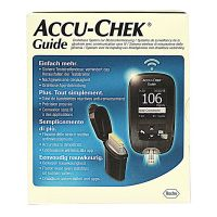 Accu-Check guide kit glycémie