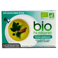 20 sachets infusion articulations bio