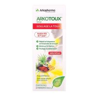 Sirop fruits rouges Arkotoux 140ml