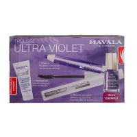 Trousse maquillage ultra violet