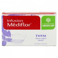 Thym infusion 24 sachets