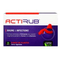 Rhume & infections Actirub