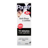 XF lotion anti-poux & lentes 15 minutes 100ml