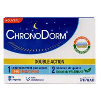 ChronoDorm double action 15 comprimés