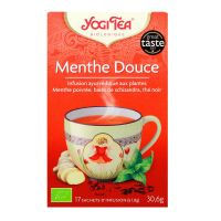 Infusion menthe douce 17 sachets
