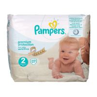 New Baby Sensitive 27 couches 3-6kg (taille 2)