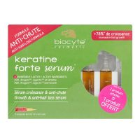 Sérum Keratine Forte 15x9ml