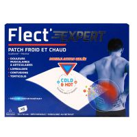 Flect'Expert 5 patchs froid & chaud