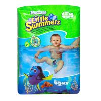 Little Swimmers 12 maillots de bain jetables 7-15kg