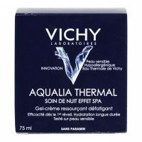 Soin de nuit Aqualia Thermal 75ml