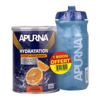 Hydratation effort orange 500g & bidon offert
