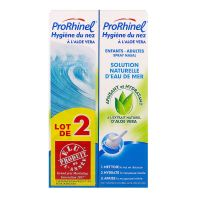 Solution naturelle spray nasal