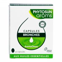 Bronches Aromadoses 30 capsules