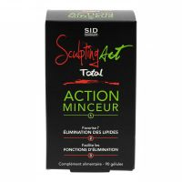 Minceur Sculpting Act Total 90 gélules