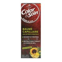 Baume capillaire Color & Soin 250ml