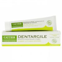 Plaque dentaire Dentargile anis