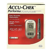 Accu-Check Performa kit glycémie