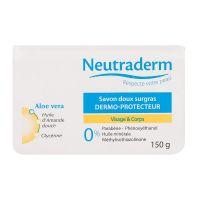 Le gel douche surgras dermo protecteur neutraderm permet de lutter contre le dess chement cutan - Neutrapharm gel douche surgras ...