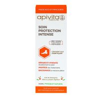 Soin protection intense pieds 100ml