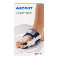 Aircast ActyToe Night attelle de nuit hallux valgus Medium