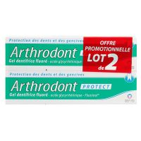 Gel dentifrice Arthrodont Protect