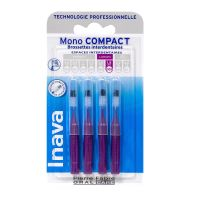 Mono Compact ISO5 1,8mm 4 brossettes interdentaires
