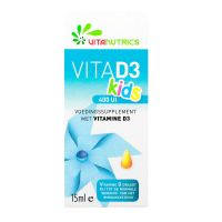 VitaD3 Kids 400 UI 15ml