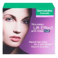 Anti-rides nuit Lift Effect 50ml