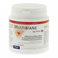 Multibiane Age Protect +45 ans 120 gélules