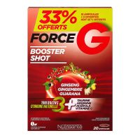 Force G Booster Shot 20 ampoules