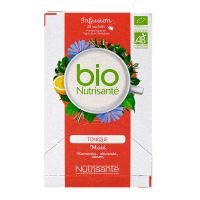 Infusion tonique bio 20 sachets