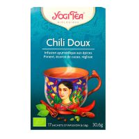 Infusion chili doux 17 sachets