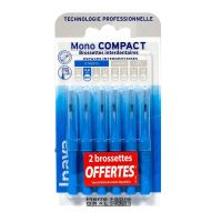 Mono compact 6 brossettes interdentaires ISO 1