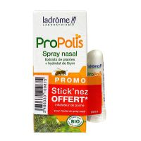 Propolis spray nasal 30ml + stick'nez offert