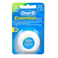 Fil dentaire ciré Essential Floss menthe 50m