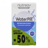 Water Pill rétention eau 2x30 comprimés