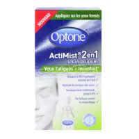 ActiMist 2en1 yeux fatigués + inconfort 10ml