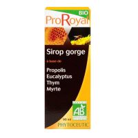 Proroyal sirop gorge 90ml