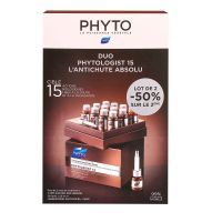 Phytologist 15 anti-chute 24x3,5ml