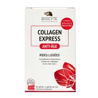Collagen Express anti-âge 180 gélules