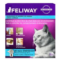 Chat diffuseur + recharge 48ml