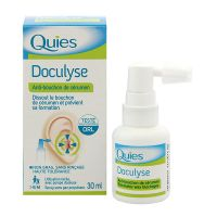 Spray anti-bouchon Doculyse 30ml