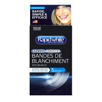 Rapid White 14x2 bandes de blanchiment 5 jours