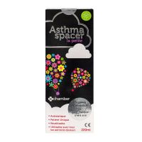 Asthma Spacer la petite chambre d'inhalation 0-6 ans