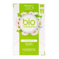 Infusion bio sommeil digestion camomille 20 sachets
