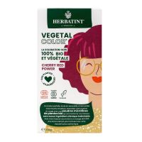 Végétal Color bio Cherry Red 100g