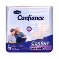 Confort 14 changes complets journée sereine 8G - XL