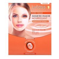 Masque nourrissant bio cellulose