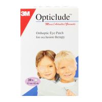 20 pansements orthoptiques Opticlude